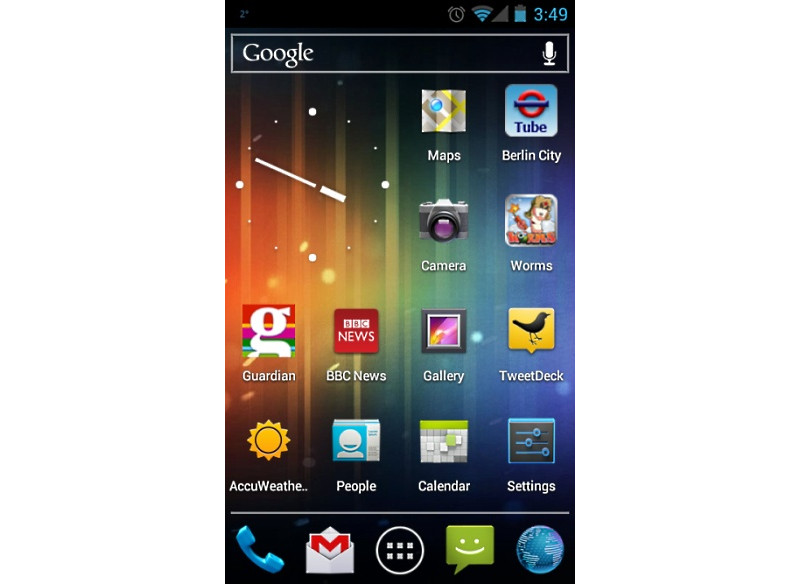 android 4.0.4 S5830 galaxy ace