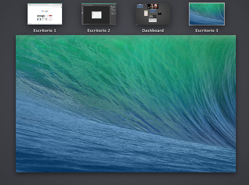 move dashboard mavericks