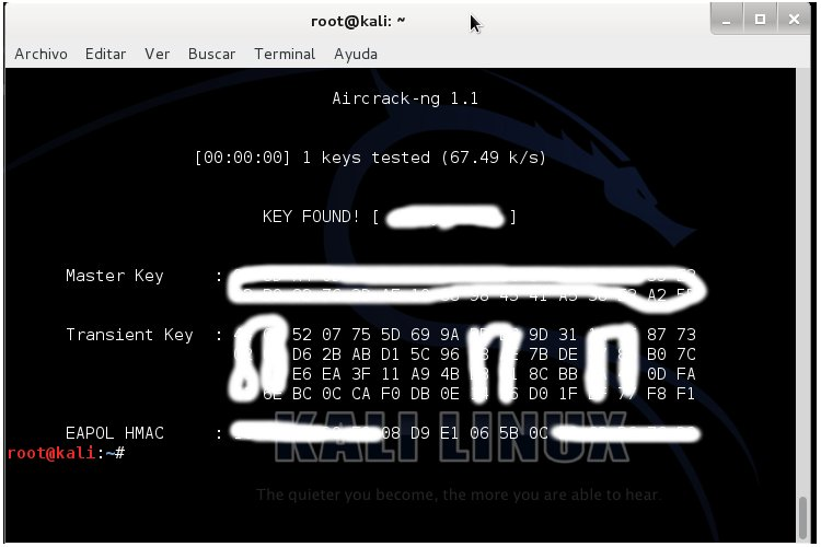 aircrack kali linux password